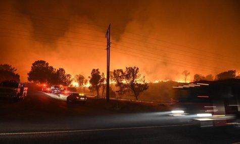 lifornia fire