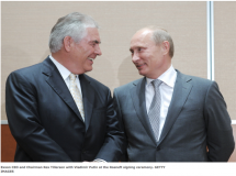 putin-and-tillerson